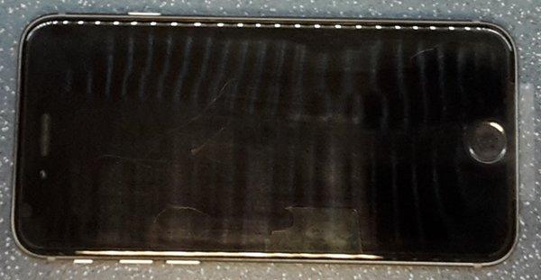 Kompletní LCD displej po výměně předního skla Apple iPhone 6